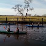 Gruss an die Kanuten