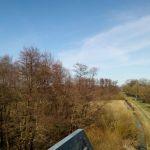 Blick Richtung Hamme Hütte